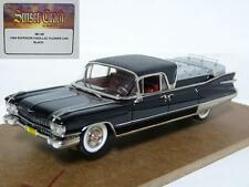 Motor City Sunset Coach 1/43 '59 Cadillac Flower Car Handmade White Metal Model