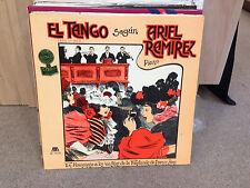 Ariel Ramirez El Tango vinyl LP EX 1979 Microfon Argentina