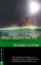 What's Beyond That Star, Richard Leviton