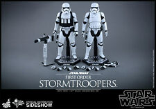 "First Order Stormtroopers Star Wars Episode VII 12"" Figur MMS319 Hot Toys"