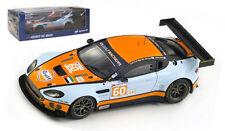 Spark S2545 Aston Martin Vantage #60 'Gulf AMR Middle East' Le Mans 2011 - 1/43