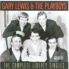 GARY LEWIS/GARY LEWIS AND THE... - The  Complete Liberty Singles CD Like New