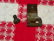 Singer Treadle Sewing Machine Feed Dog - Model 66 - 1911