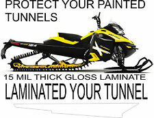 clear TUNNEL GRAPHICS WRAP SKI DOO BRP REV XP XM XR XS  Z   DECAL 120 137 154