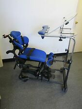 """EASYSTAND MAGICIAN 7000 STANDING FRAME FOR WHEELCHAIR USERS.UP TO 4'6"""", 100LBS."""