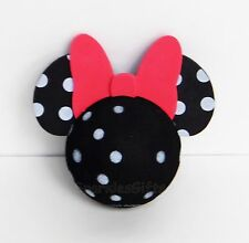Disney - Minnie Mouse - Minnie Head with Polka Dots & Red Bow Antenna Topper