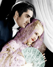 Tyrone Power and Norma Shearer UNSIGNED photo - D1634 - Marie Antoinette