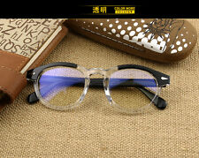 Fashion Vintage Retro Women Men eyeglass Frames PC Glasses  Eyewear Clear lenses