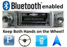 Bluetooth Enabled 1958 Impala Bel Air 300 watt AM FM Stereo Radio iPod, USB