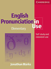 English Pronunciation in Use Elementary Book with Answers and Audio CD Set (5...