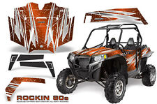 POLARIS RZR 900 XP 900XP & PRO ARMOR DOOR GRAPHICS KIT CREATORX ROCKIN 80s O