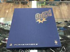 Buzz Quiz TV Collectors Edition PS3 Complete