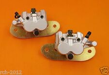New Yamaha Rhino 700 YXR70 Rear Brake Caliper With Pads Left & Right Fit 08-13