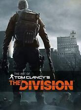 The Art of Tom Clancy's the Division by Paul Davies (2016, Hardcover)