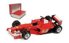 IXO SF02/00 Ferrari F2000 USA GP 2000 World Champion - M Schumacher 1/43 Scale