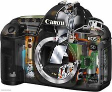 Canon PowerShot G12 Camera Repair Service Inc. replacement of a scratched LENS