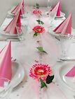 """Komplette Tischdeko für Taufe/Geburt Mädchen Fibula[Style]® """"Little Princess"""""""