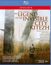 The Legend of the Invisible City of Kitezh (De Nederlandse Opera) (Blu-ray...