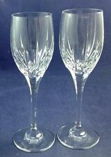 Mikasa Crystal ARCTIC LIGHTS 2 Wine Glasses GREAT CONDITION