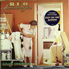 REO Speedwagon - Good Trouble  - LP - washed - cleaned - L3932