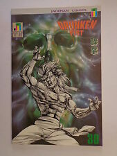 Drunken Fist Tony Wong Roger Salick Alan Wan #30 Jademan Comics January 1991 NM