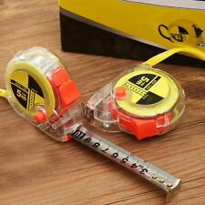 New Mini Sewing Cloth Body Dieting Tailor Retractable 3M Ruler Tape Measure 10FT