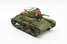 Built 1/72 Spanish Civil War T-26 Light Tank S-model