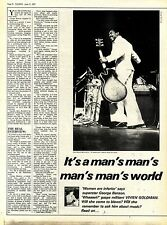 11/6/1977Pg16/17 Interview & Pictures, George Benson