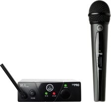 AKG Pro WMS40 Mini Single Vocal Set - BD ISM1 - Wireless Microphone System
