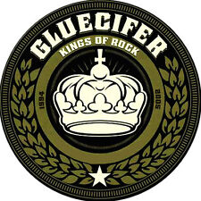 IMAN/MAGNET GLUECIFER . punk hellacopters turbonegro flaming sideburns dictators