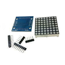 1pcs MAX7219 dot matrix module Arduino microcontroller module DIY KIT