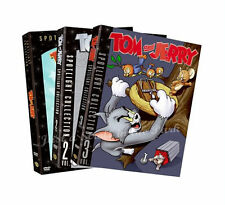 Tom and Jerry Complete Spotlight Collection Series Volume 1 2 3 Box / DVD Set(s)
