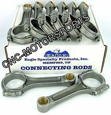 SIR5090FB SB Ford 302 Eagle 5140 Forged I Beam Connecting Rods 5.090 Bushed