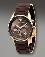 Emporio Armani Watch AR5890 Men's - Retail $700 - 100% Original