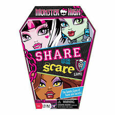 Juego de Monster High compartir o Scare