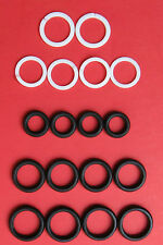 6.0L Ford Powerstroke Diesel Standpipe and Dummy Plug Seal Kit with Teflon rings