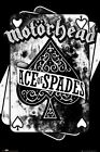 "MOTORHEAD POSTER ""ACE OF SPADES"" LICENSED ""BRAND NEW"""