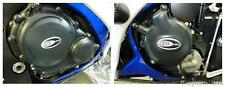 R&G ENGINE CASE COVER KIT (2 Covers) for SUZUKI GSX-R750 K6 to K7, 2006 to 2007