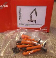Herpa 053037 Palfinger-Ladekran 2 Stück