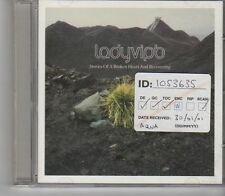 (GA234) Lady Vipb, Stories Of A Broken Heart And Recovering - 2000 CD