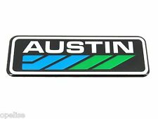 Genuine New Rare AUSTIN ROVER BADGE EmbleM Metro Mini Montego Vitesse JRC7084