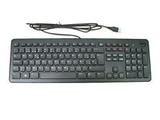 Genuine DELL USB Multimedia KB213 Keyboard SLIM SPANISH ESPANOL Layout , NEW