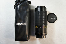 Osawa Mark ll 80-205mm f4.5 Macro Zoom Lens For Mamiya Film Camera