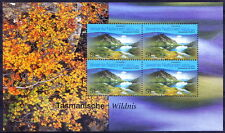 UN Vienna 1999 SS, Australia, Tasmanian Wilderness, Mountains, Nature