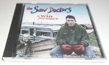 THE SAW DOCTORS - TO WIN JUST ONCE - 1996 UK 4 TRACK CD SINGLE