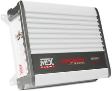 MTX WET500.1 500W RMS Mono Block Class D Marine Amplifier WARRANTY