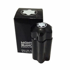 mini Mont Blanc Emblem .15 oz EDT Cologne for Men Tester