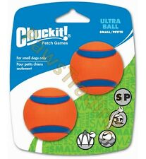 Chuckit SMALL ULTRA Ball Floating Approx 2 inches Very strong two balls per pack