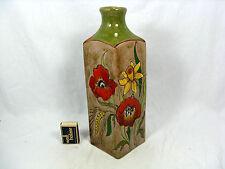 Beautiful / schöne Erhart Schiavon SKK pottery / Keramik vase Italy  29 cm