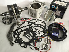 DRZ400S DRZ DR-Z 400S 470cc Hotrods CP Big Bore Stroker Kit w/ Dyna FS Ignition